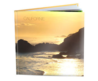 Livre Premium carré 30x30 - papier photo Brillant